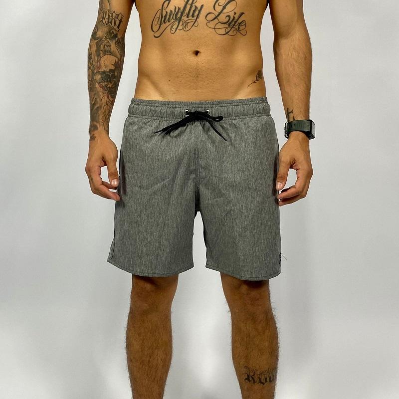 Shorts Liso Rajado Sh9054