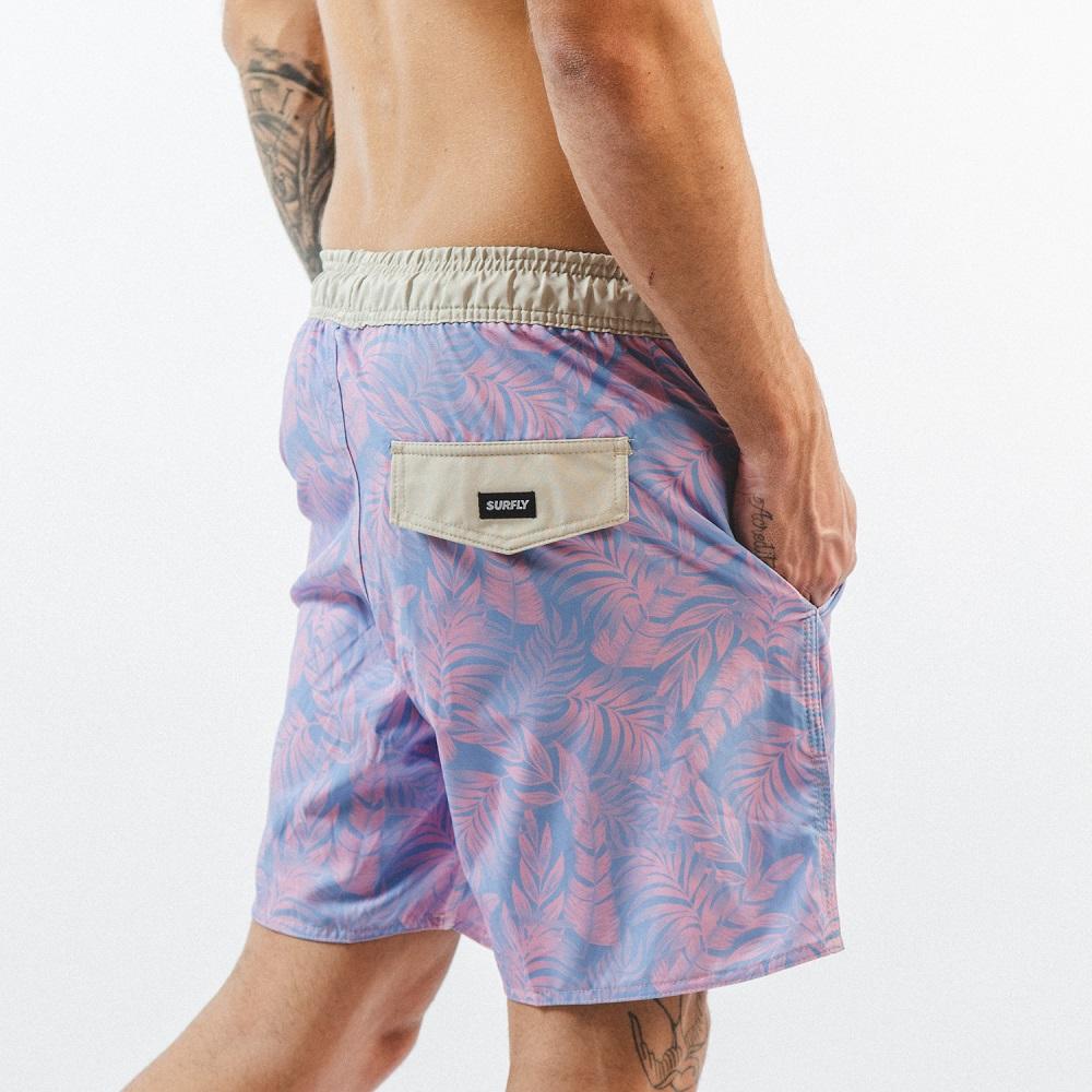 Shorts Pinky Leaves Sh5921