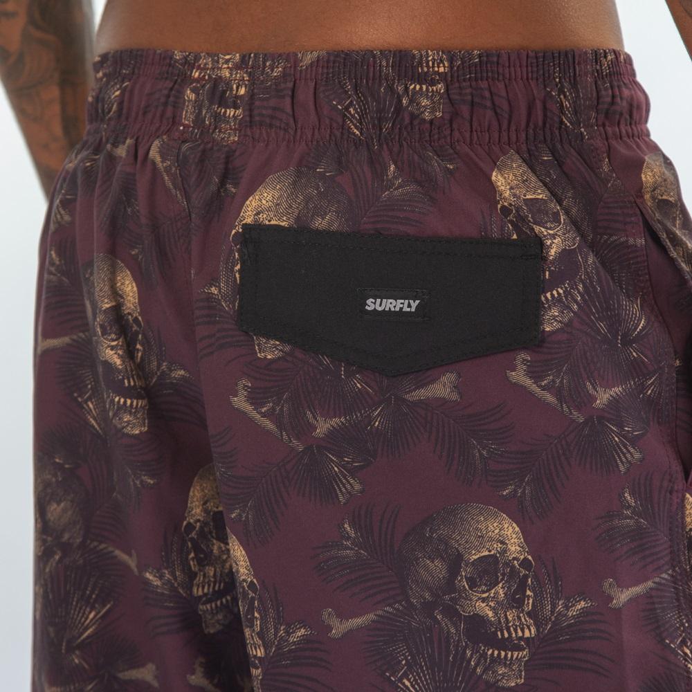 Shorts Skull Bones Sh8821