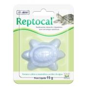Alcon Reptocal Suplemento De Calcio Para Tartarugas 15g