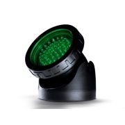 Cubos Spot Led Submerso P/ Lagos 3,6W 40 LEDS (VERDE)