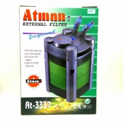 Filtro Externo Canister Atman At- 3337 2 Cestas 1000l/h