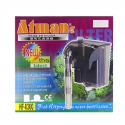 Filtro Externo Hang-On Atman Hf-300 300 l/h P/ Aquários