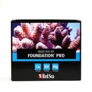 Kit Red Sea Multi Test Foundation Pro Cálcio Kh Mg