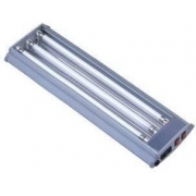 Luminaria Boyu Sts 600 Com 3 Lâmpadas T5 14 W (60 Cm) 110v