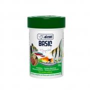 Ração Alcon Basic Alimento Em Flocos Naturais P/ Peixes