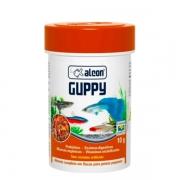 Ração Alcon Guppy Sem Corantes Artificiais