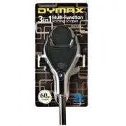 Raspador Multi-funções Rotativo Dymax 3 em 1 50cm