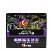 Red Sea Multi Test Kit Marine Care nh3nh4/no2/no3/ph-kh