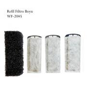 Refil Para Filtro Externo Boyu Wf 2045 P/ Aquários