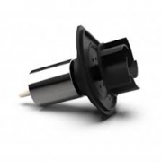 Rotor Impeller Bomba Cubos Orca 8000 110/220V