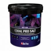 Sal Marinho Red Sea Salt Coral Pro Balde De 7kg Faz Ate 210l