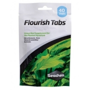 Seachem Flourish Tabs Pastilhas Fertilizantes P Plantados