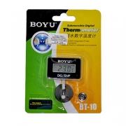 Termômetro Boyu Bt 10 Digital Submersível Tela Lcd Aquário