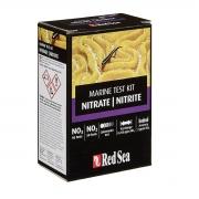 Teste Nitrito E Nitrato Red Sea Marine Kit Faz 50 Teste Cada