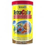 Tetra Color Flakes Ração Peixes Tropicais
