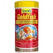Tetra Goldfish Flakes Alimento Para Peixes Kinguio