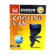 Ventilador Cooler Aquário Sunsun Cooling Fan JF-001