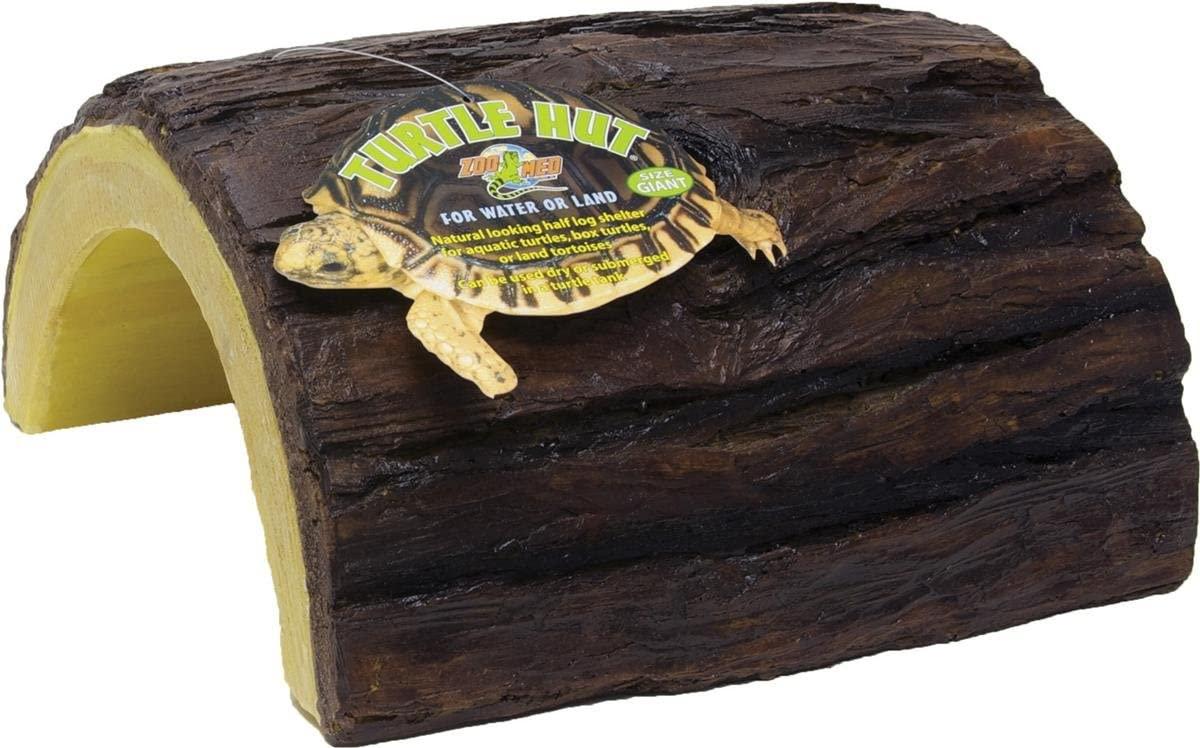 Abrigo Para Répteis Terrário Zoomed Turtle Hut