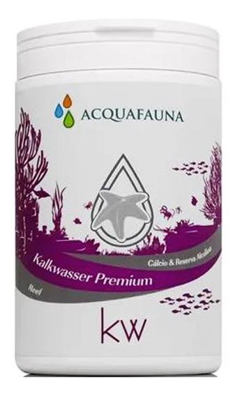 Acquafauna Kalkwasser Premium 500g Reef Calcio e Aumenta PH