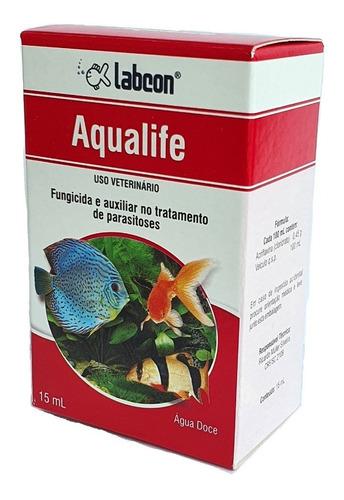 Alcon Labcon Aqualife Fungicida Água Doce