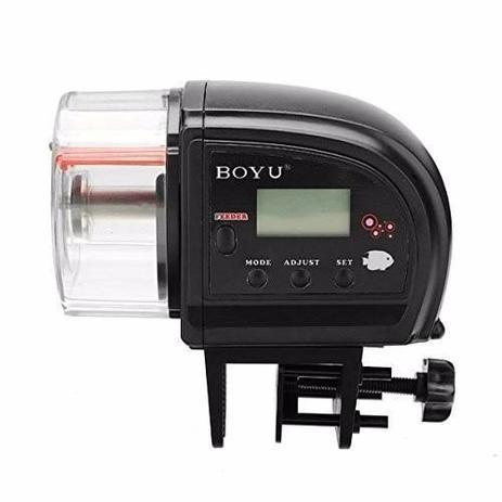 Alimentador Automático Digital Boyu Zw 66 A Pilhas