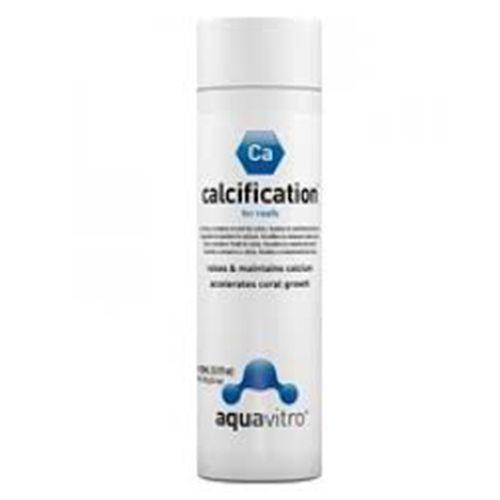Aquavitro Seachem Calcification  Eleva E Mantém Cálcio