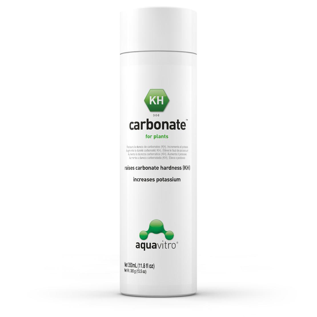 Aquavitro Seachem Carbonate -  Carbono para Plantado