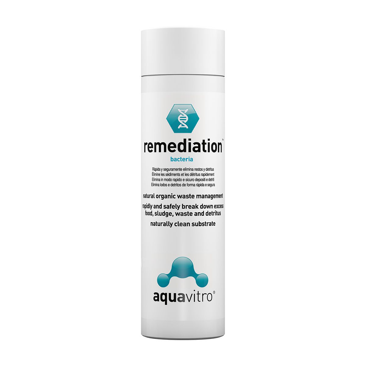 Aquavitro Seachem Remediation - Remove Matéria Organica