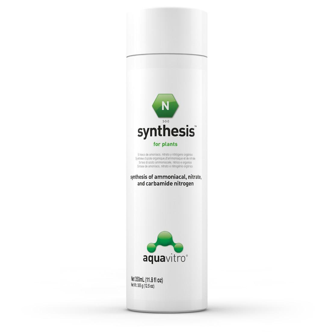 Aquavitro Seachem Synthesis - Nitrogenio P/ Plantados