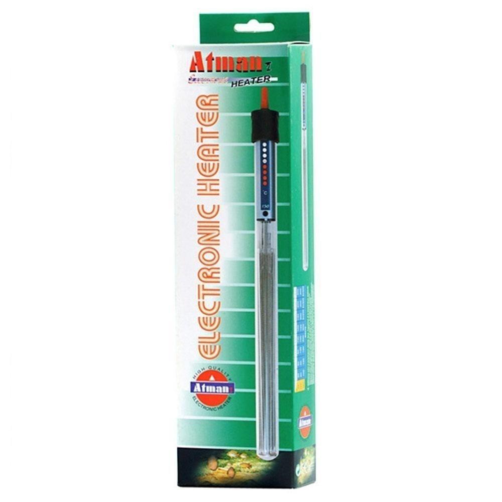 Aquecedor / Termostato Atman 50w At-50 p/ Aquários de 50l