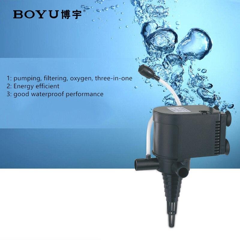 Bomba Boyu Submersa Sp 1800 700l/h Original