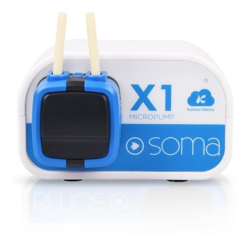 Bomba Dosadora Kamoer X1 Micropump Soma Bivolt