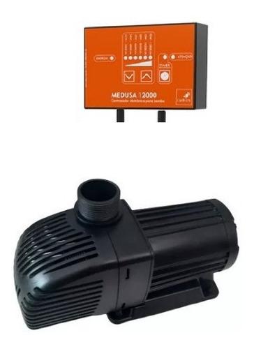 Bomba Eletrônica Cubos Medusa 12000 C/ Regulagem de Vazão