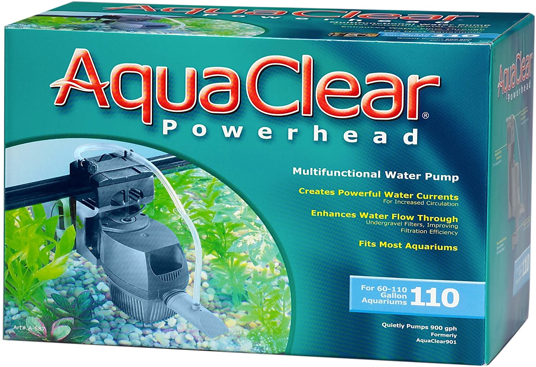 Bomba Submersa AquaClear Powerhead-110 3400 l/h 110v