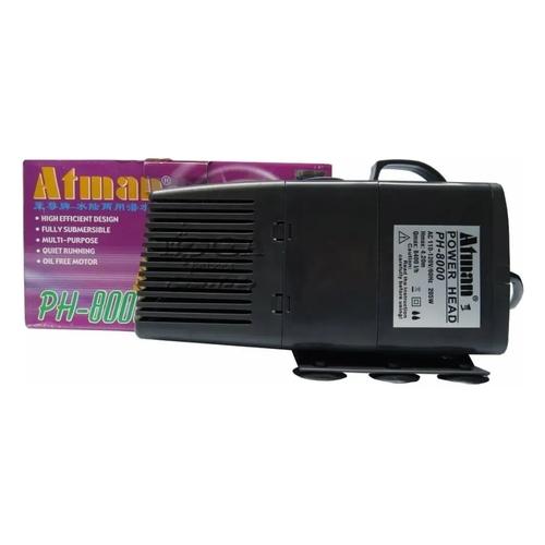 Bomba Submersa Atman Ph-8000 - 8400l/h