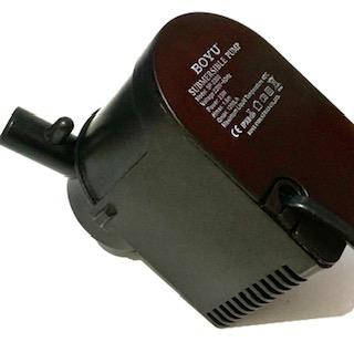 Bomba Submersa Boyu Sp 2300 220v 1200 Lt/h S/ Acessórios