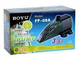Bomba Submersa Para Aquários - Boyu FP-08A 300 L/h