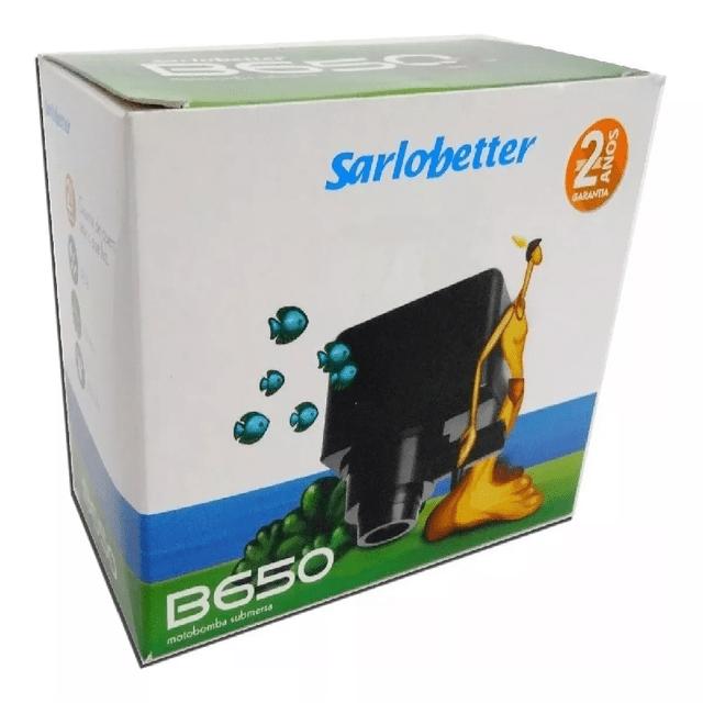 Bomba Submersa Sarlo Better B 650