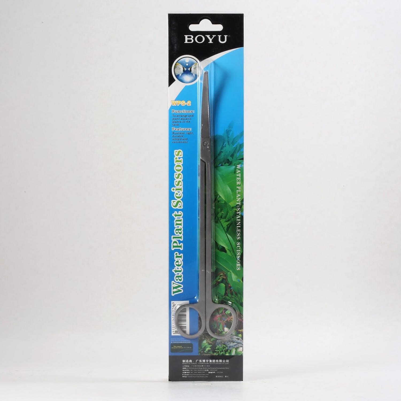 Boyu Tesoura De Metal P/ Podar Plantas Wps-2 Curva 25,5 cm