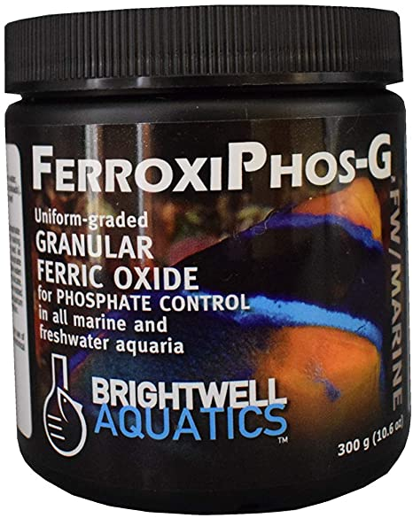 Brightwell Ferroxiphosg Óxido Férrico Controle Fosfato 300g