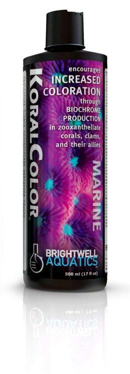 Brightwell Koral Color Suplemento Coloração De Corais 500ml
