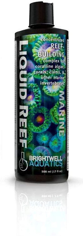 Brightwell Liquid Reef Suplemento Formador P/Corais 500ml