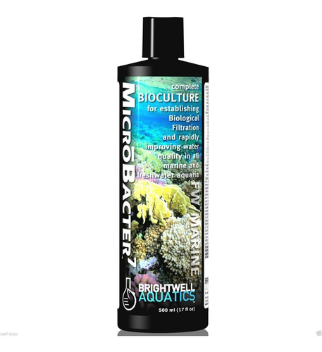 Brightwell Microbacter7 Bactérias Nitrificantes 500ml