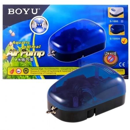 Compressor De Ar Boyu S 1000a 4,2 L/min Aquário