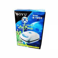 Compressor De Ar Boyu Com Bateria S-1800 2x4l/min 110v
