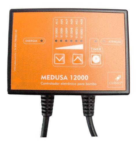 Cubos Controlador Da Bomba Anfíbia Medusa 12000
