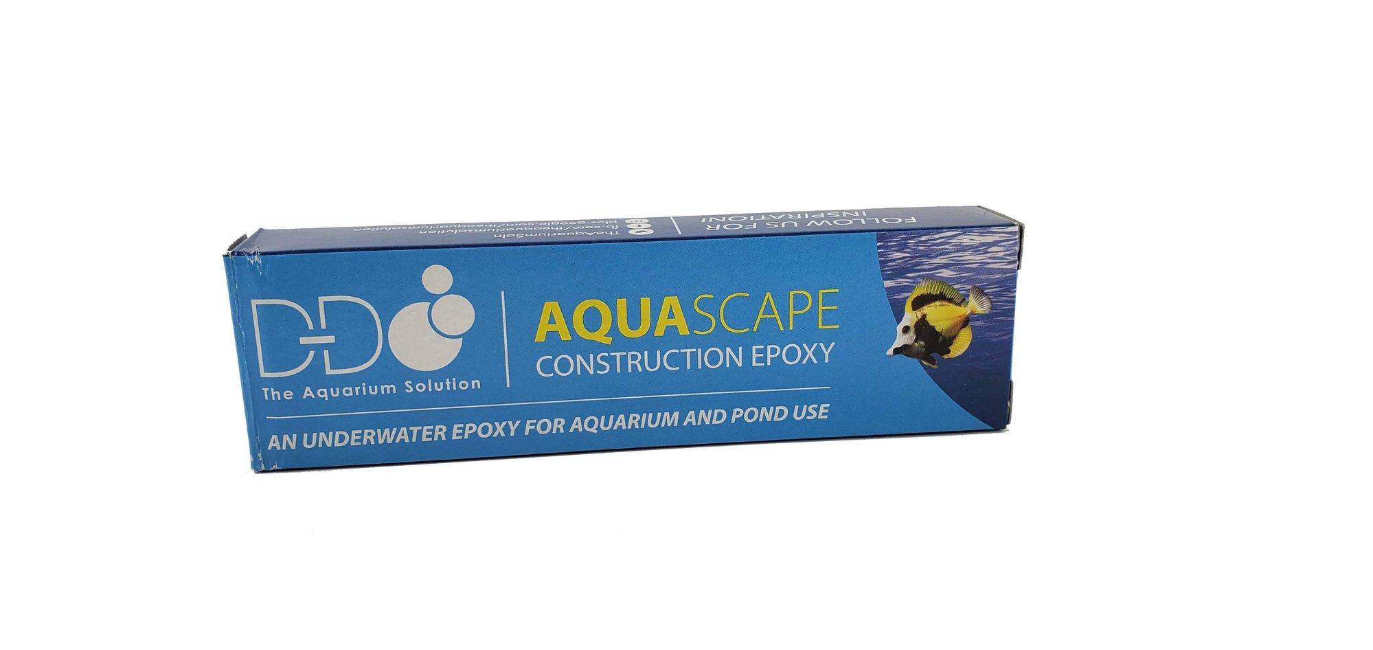 Dd Aquascape Construction Epoxy - Massa Para Rochas E Corais