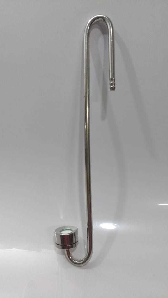Difusor Co2 Para Aquário Suporte De Metal Sc-15 Sunsun
