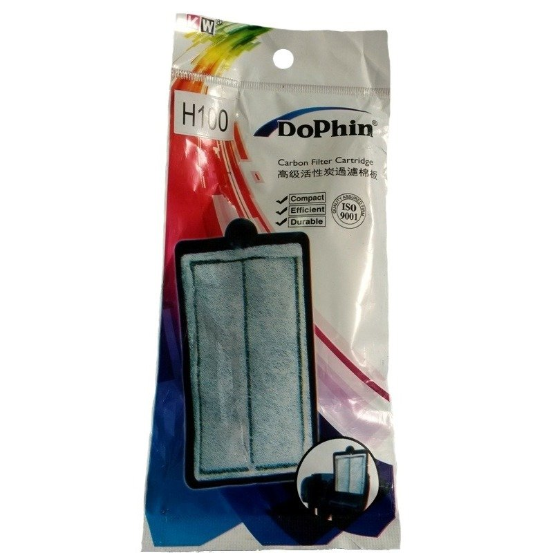 Dophin Refil Filtro H100 - Original